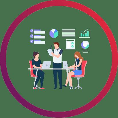 Quy trình thiết kế Hồ sơ năng lực của iColor