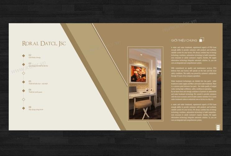 Profile | hồ sơ năng lực Royal Datci