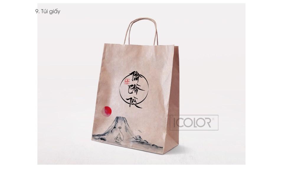 Thiết kế bao bì Trà Thanh Chân by ICOLOR