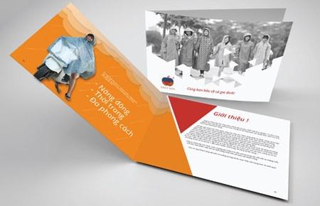 Thiết kế catalogue Cty Đại Sơn Thủy