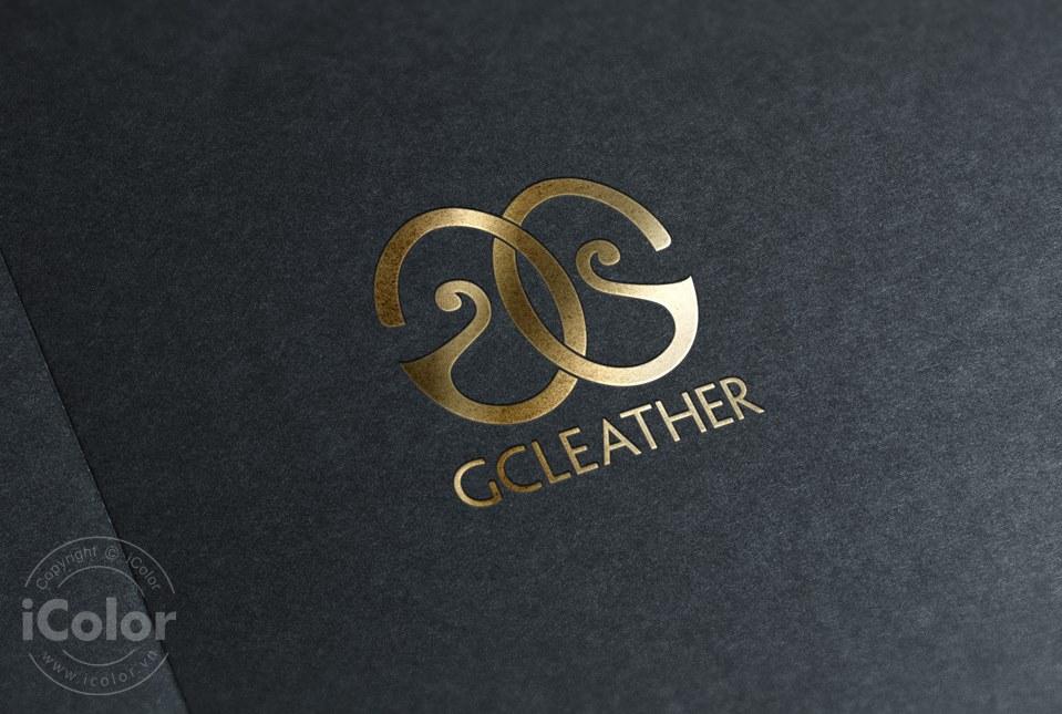 Thiết kế logo Thương hiệu thời trang GC