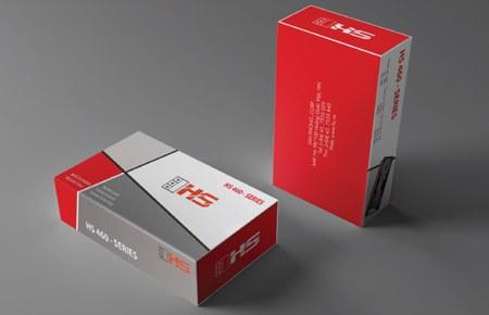 Thiết kế vỏ hộp Công ty HSDOOR