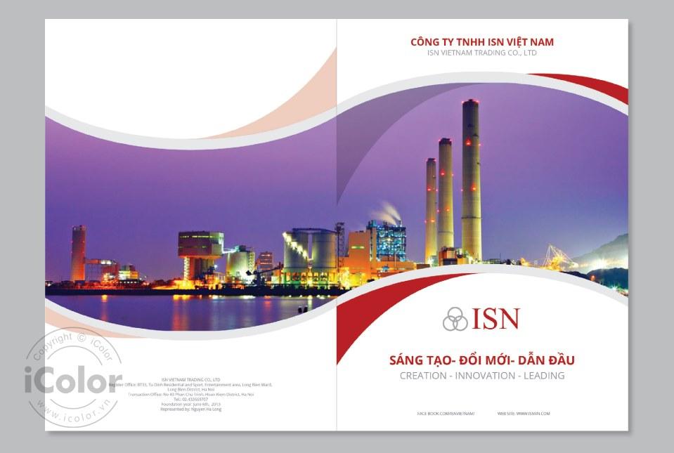 Profile   hồ sơ năng lực Công ty ISN