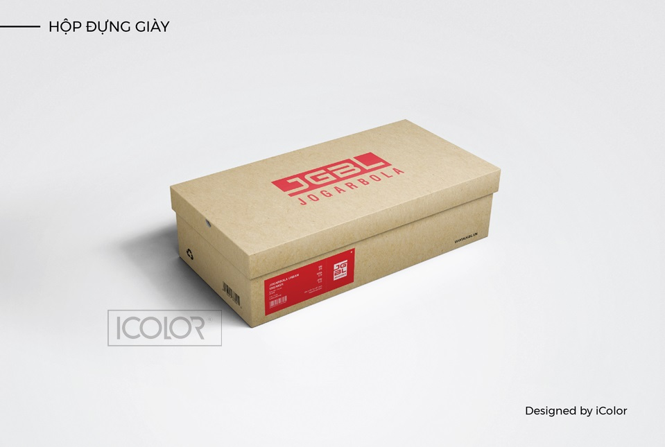 Thiết kế bộ nhận diện thương hiệu Jogarbola