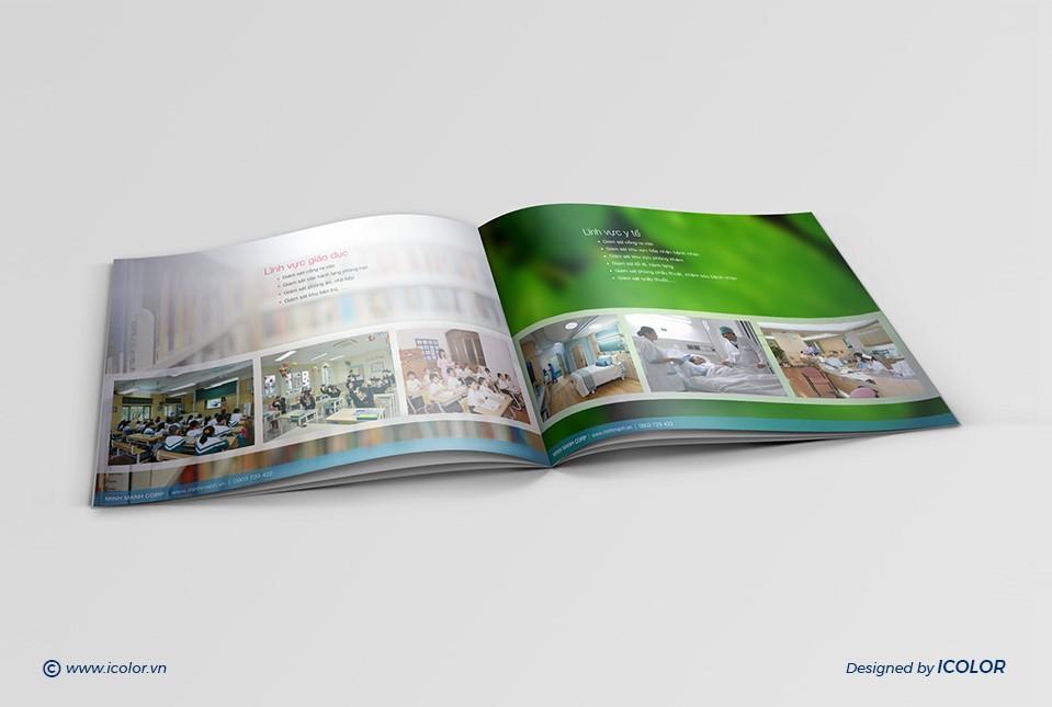 Profile   hồ sơ năng lực công ty Minh Mạnh