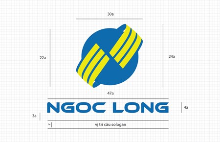 Thiết kế thương hiệu Công ty Ngọc Long