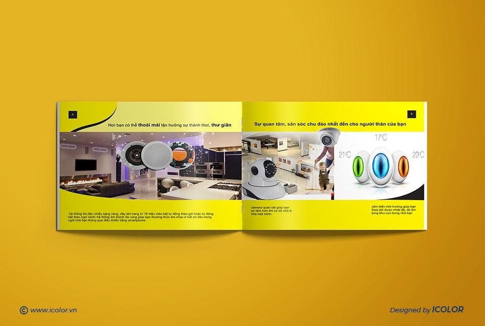 Thiết kế profile | HSNL CT CP Đầu tư Nội thất và DV Phú Vinh
