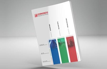 Thiết kế Profile | hồ sơ năng lực Công ty CP Coninco