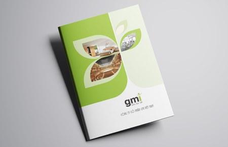 Thiết kế profile | hồ sơ năng lực Công ty CP GMI Việt Nam