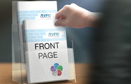 Thiết kế profile công ty CP VFIC