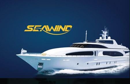 Thiết kế bộ nhận diện thương hiệu Cty Du thuyền Seawind