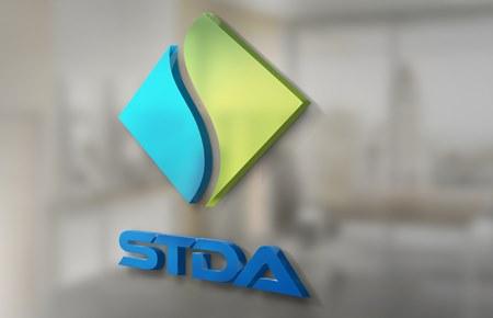 Thiết kế logo Siêu thị dự án Bất động sản