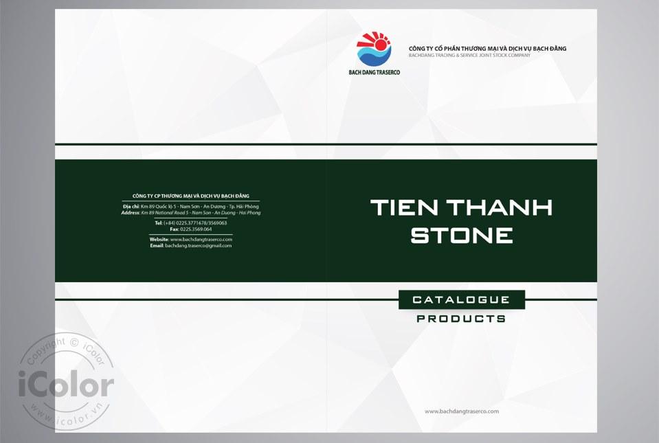 Profile | HSNL Công ty CP TM&DV Bạch Đằng (Tiến Thành Stone)