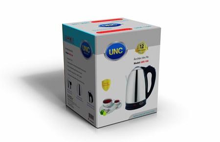 Thiết kế thương hiệu công ty CP UNC