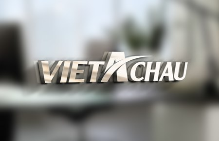 Thiết kế logo Công ty Xây lắp TM Việt Á Châu