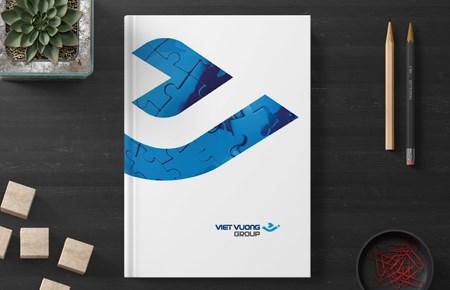 Thiết kế profile | hồ sơ năng lực Công ty Việt Vương