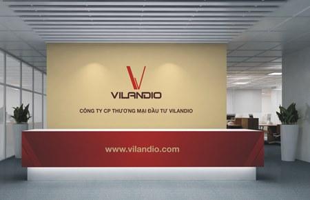 Thiết kế bộ nhận diện Công ty CP Vilandio