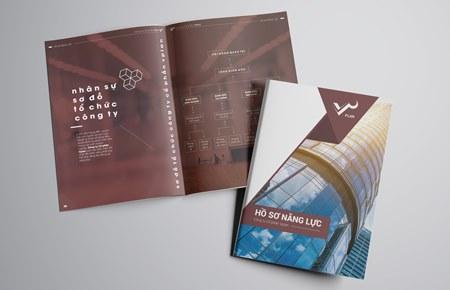 Thiết kế hồ sơ năng lực Công ty VPlan