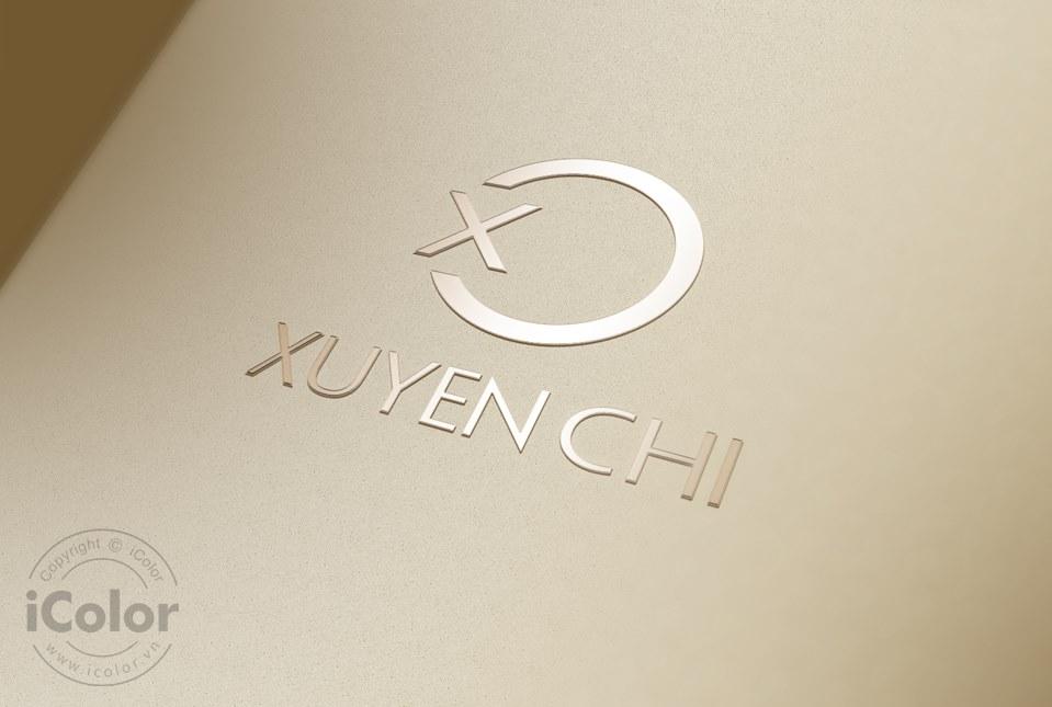 Thiết kế logo thương hiệu thời trang Xuyến Chi