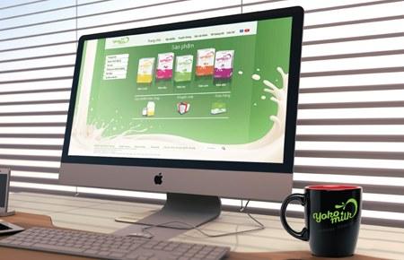 Thiết kế bộ nhận diện thương hiệu Yokomilk