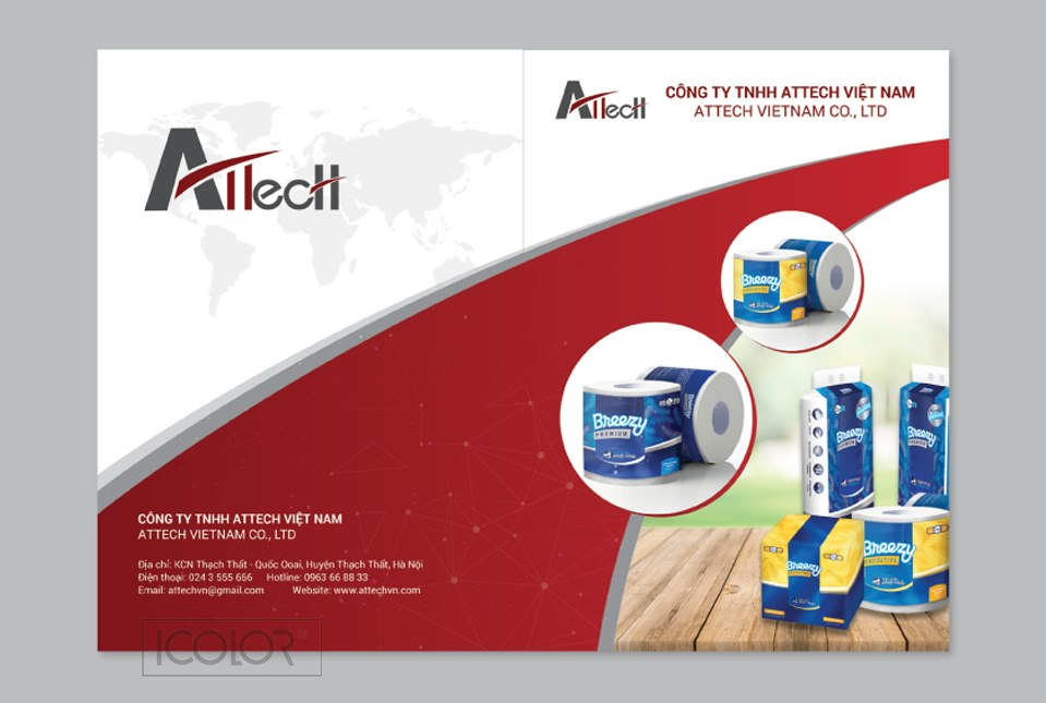 Thiết kế profile Attech