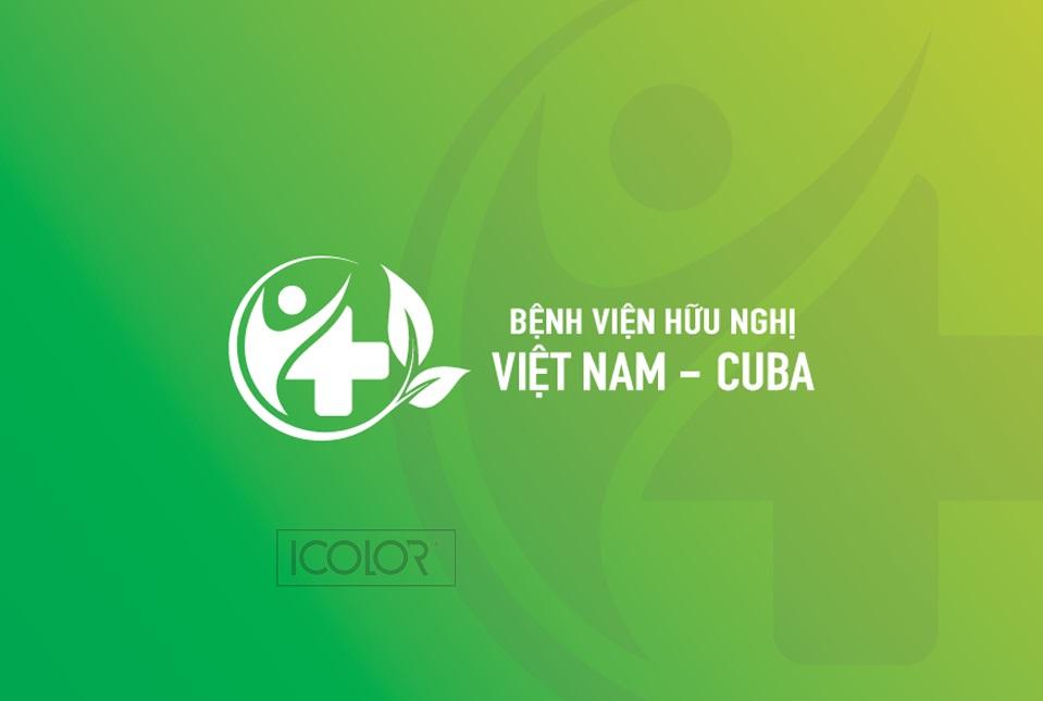 Thiết kế bộ nhận diện thương hiệu Bệnh viện Việt Nam – Cuba