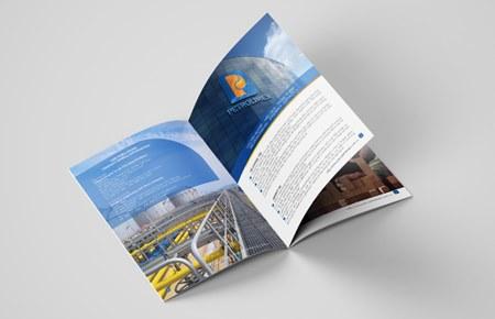 Thiết kế profile CTCP Tư vấn XD Petrolimex