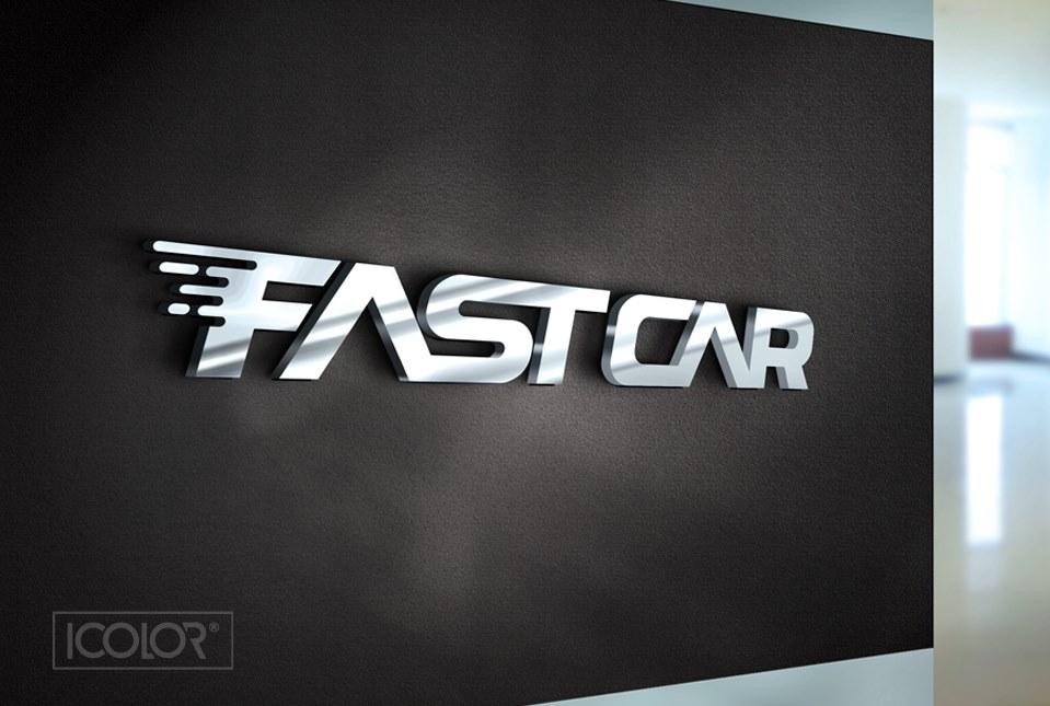 Thiết kế bộ nhận diện Công ty Fastcar Thăng Long