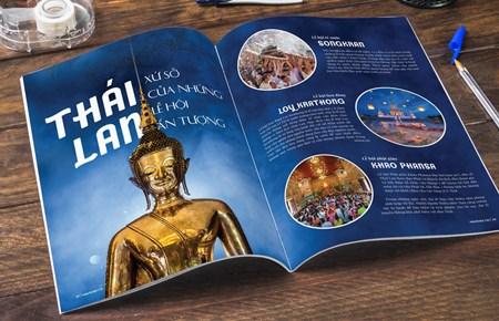 Thiết kế profile | hồ sơ năng lực Onetour Việt Nam