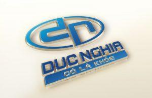 Thiết kế logo Công ty Men Đức Nghĩa