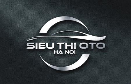 Thiết kế logo Siêu thị ôtô Hà Nội
