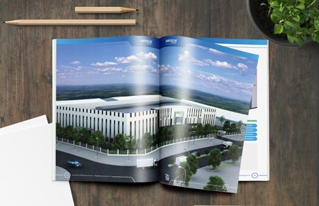 Thiết kế Profile CTCP Airtech Thế Long