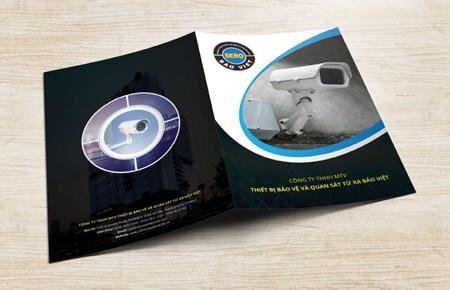 Thiết kế Catalogue CTCP Cơ khí Hồng Nam
