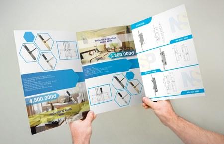 Thiết kế Catalogue Công ty Thiết bị Công nghệ HP