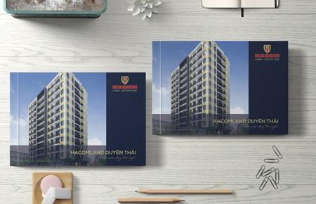 Thiết kế Profile Công ty HacomLand Duyên Thái