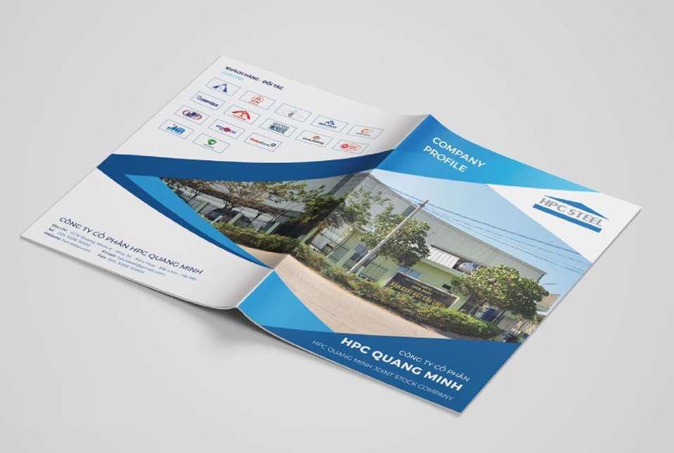Thiết kế Profile CTCP HPC Quang Minh
