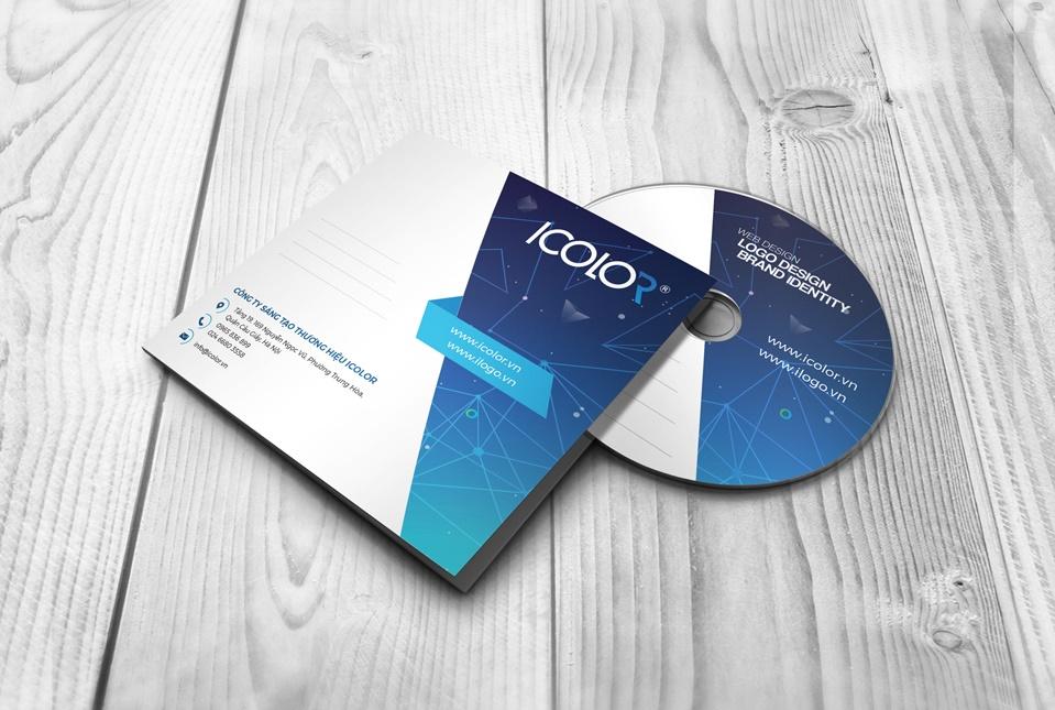 CD và bao đựng CD/ DVD