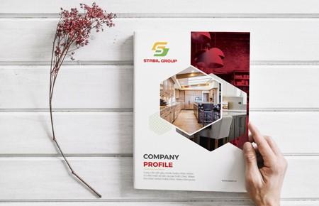 Thiết kế catalog Công ty CP Stabil Group
