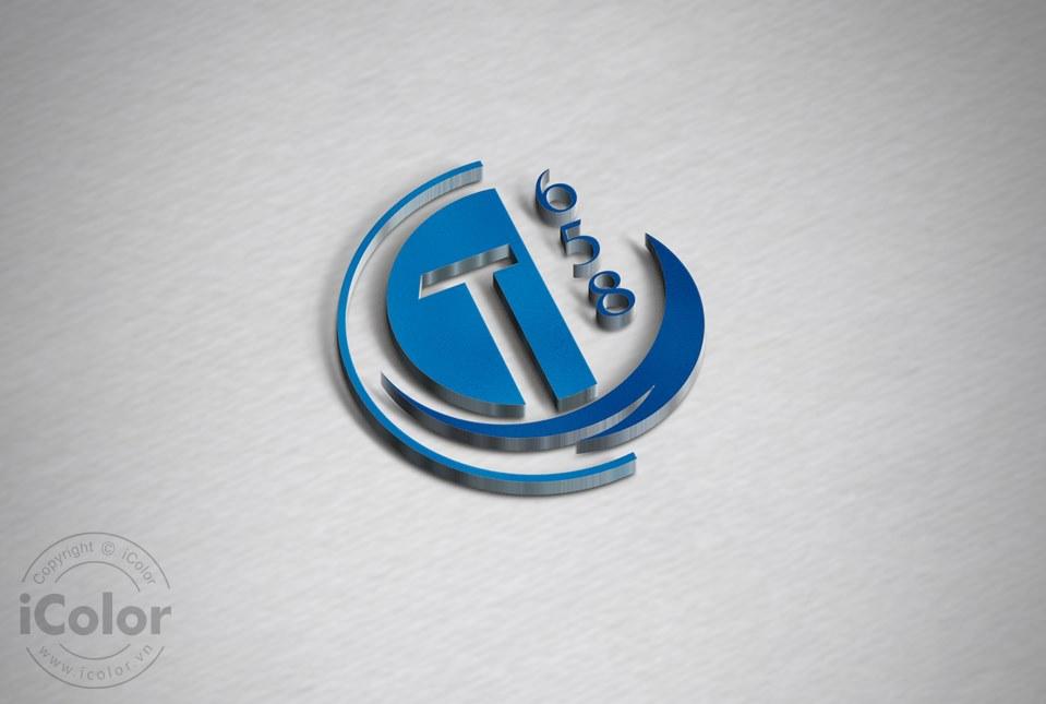 Thiết kế logo Công ty CP 658