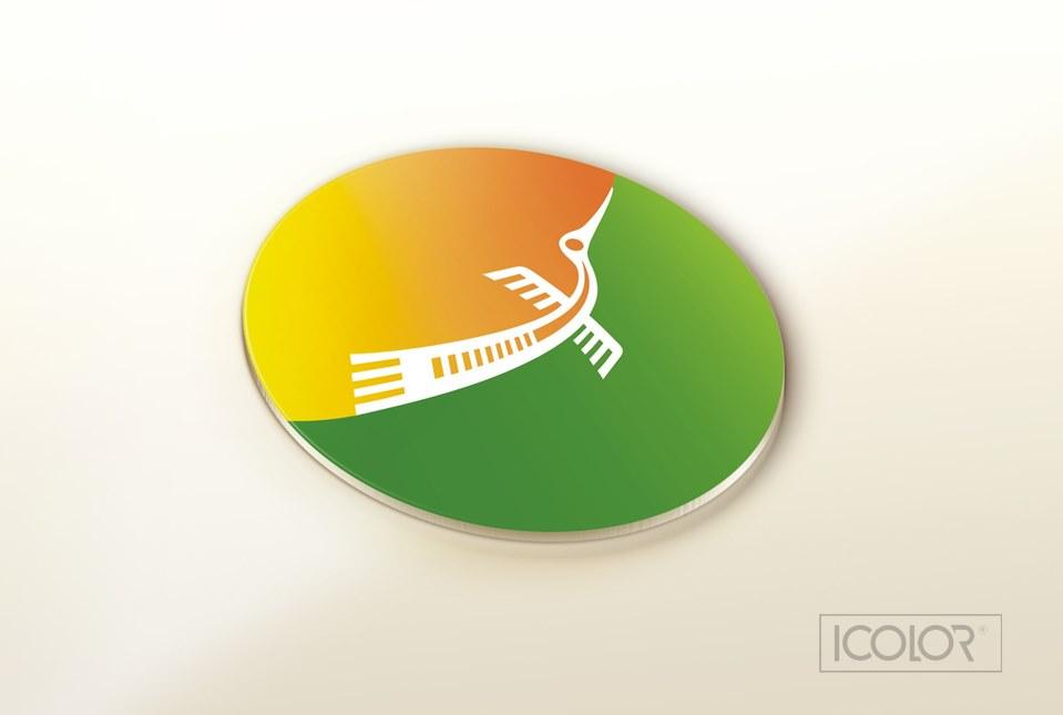 Thiết kế logo CTCP kết nối Nông nghiệp Việt