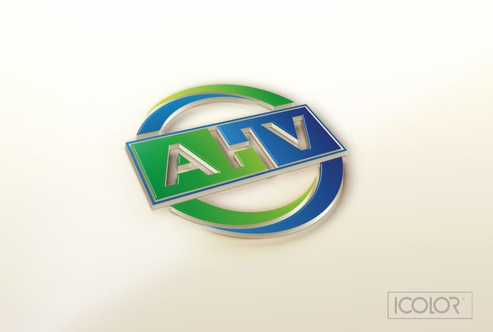 Thiết kế logo CT Acotec Hoàng Vũ