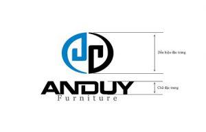 Thiết kế logo Công ty An Duy