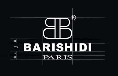 Thiết kế logo thời trang italia Barishidi