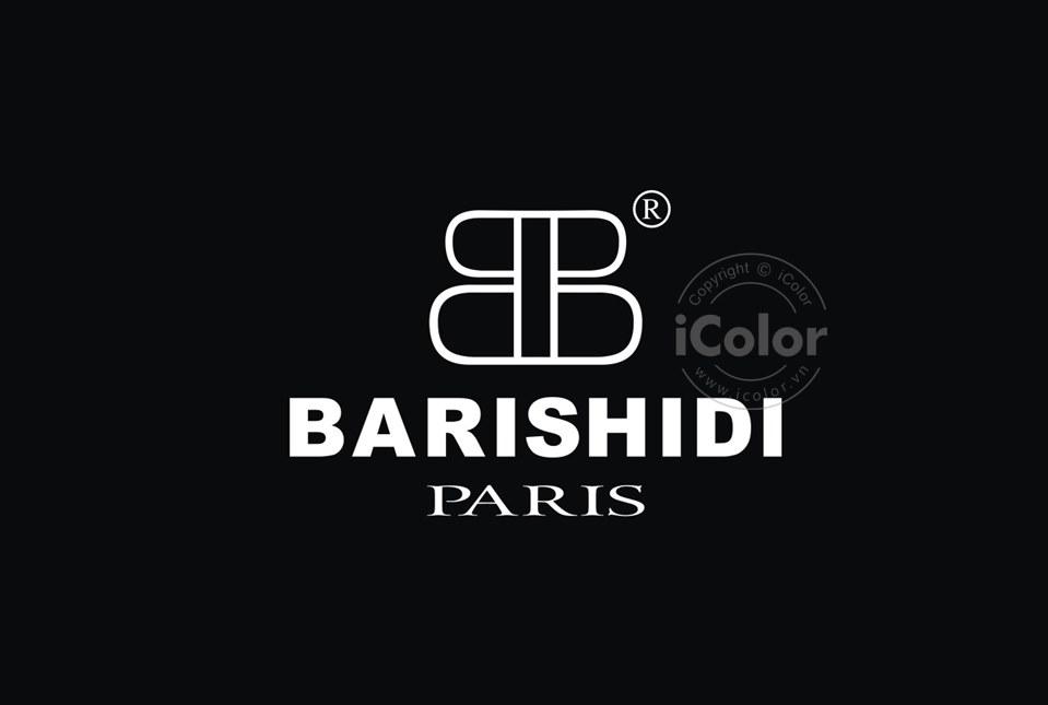 Thiết kế logo thời trang Barishidi Paris