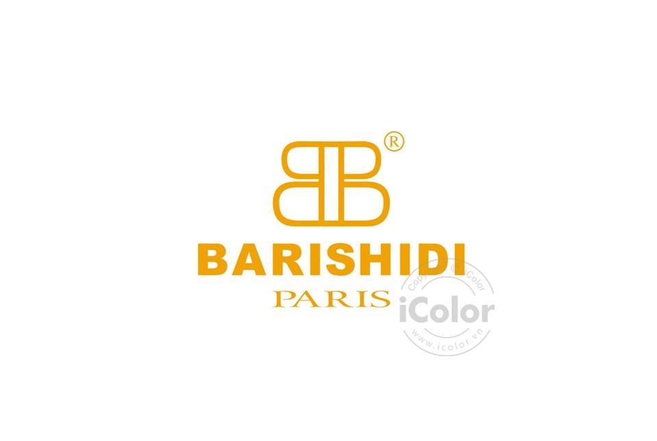 Thiết kế logo thời trang thương hiệu Barishidi Paris