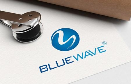 Thiết kế logo CTCP Bluewave