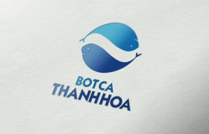 Thiết kế logo CTCP Bột cá Thanh Hoa