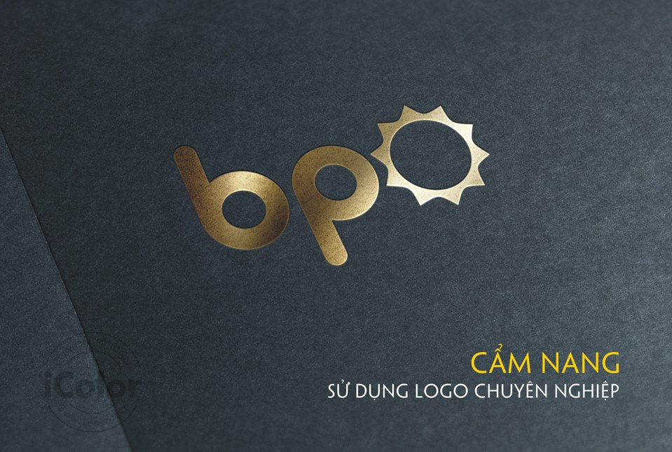 Thiết kế logo DV nghiệp vụ doanh nghiệp BPO