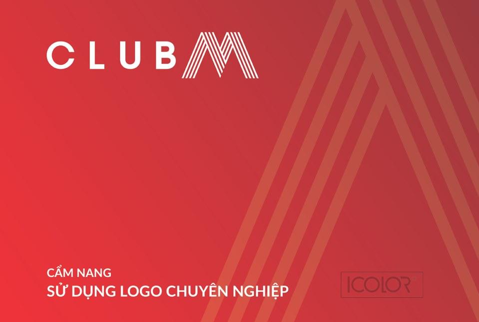 Thiết kế logo CTCP Club M