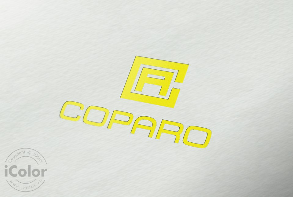 Thiết kế logo Thời trang nam Coparo